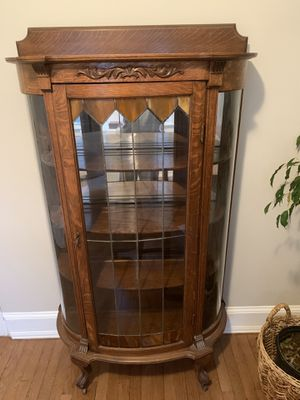 Antique China Cabinet for Sale in Westfield, NJ