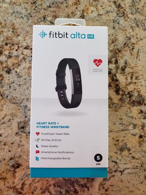 Brand New Fitbit Alta HR for Sale in Mission Viejo, CA