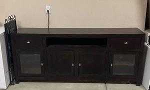 Large tv stand for Sale in Fresno, CA