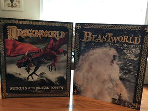 New Dragonworld/Beastworld Scholastic Books for Sale in Gainesville, VA