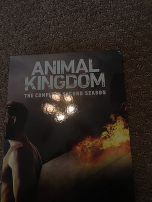Animal kingdom DVD set, second season for Sale in Wichita Falls, TX
