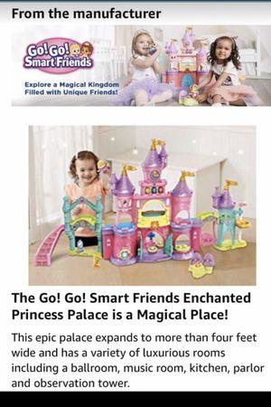 Vtech interactive princess castle for Sale in Hendersonville, TN