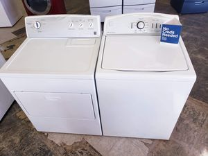$399 washers/dryers. More inventory to choose from. Amazing deals! Located in Fayetteville for Sale in Fayetteville, NC