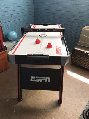 ESPN air hockey table for Sale in Joliet, IL