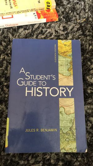 a student's guide to history for Sale in Eagan, MN