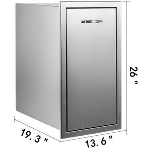 """Bbq Door Trash Drawer 26""""x13.5"""" for Sale in Los Angeles, CA"""