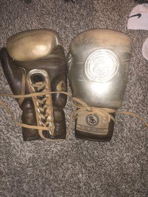 16oz super rare boxing gloves. for Sale in Sterling, VA
