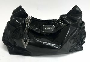 Authentic Black Versace Hobo Bag for Sale in Tampa, FL