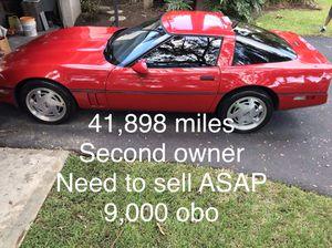 Chevy corvette c4 1988 for Sale in Plantation, FL