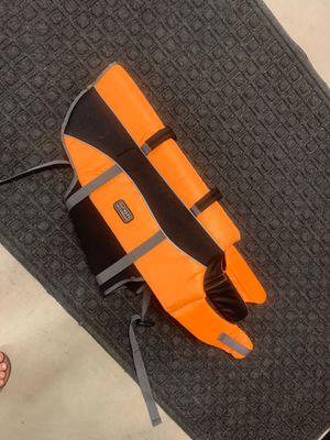 Medium sized dog life vest for Sale in Visalia, CA
