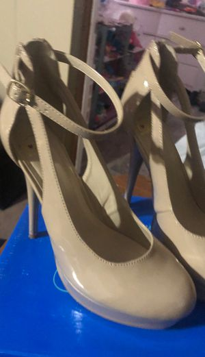 Nude high heels for Sale in Garland, TX