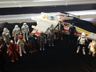 Vintage Star Wars Collection Make Offer for Sale in Tacoma,  WA