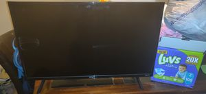 TCL Roku TV For Parts for Sale in Centennial, CO