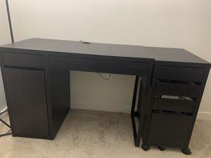 Ikea Study Table + Drawer for Sale in Santa Clara, CA