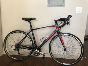 Giant Defy Road Bike - Like New for Sale in Austin, TX