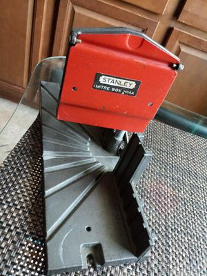 Stanley mitre saw preowned perfect tool for Sale in Ocoee, FL