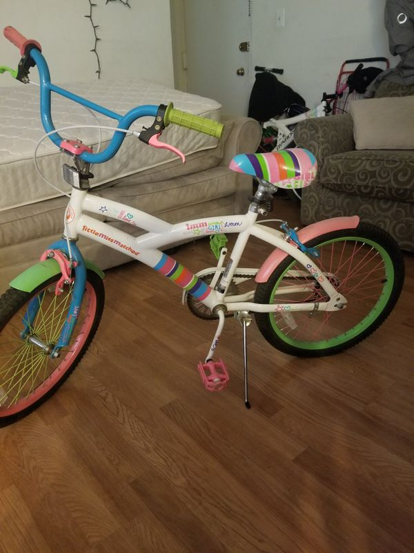 girl bike in good condition