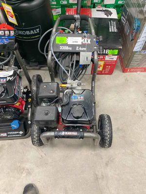 Black max BM803300H power washer 🤩🤩🤩 X1FLA for Sale in Corona, CA