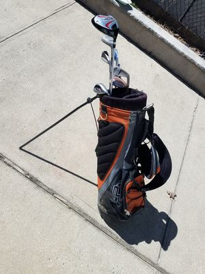 Golf bag & Clubs for Sale in Jersey City, NJ