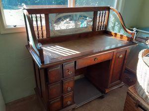 Antique desk. for Sale in Camas, WA