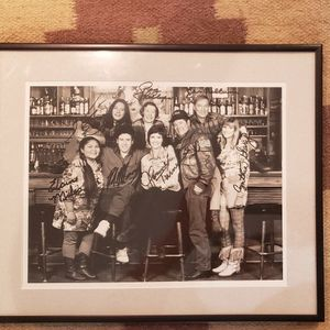 Signed Northern Exposure Cast Photo for Sale in Joint Base Lewis-McChord, WA