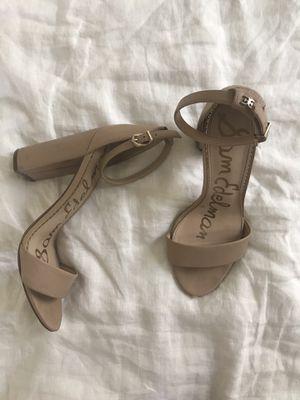 Sam Edelman Heels Nude Size 9 for Sale in San Diego, CA