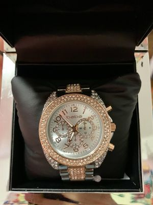 Women's BEBE Rose Gold And Silver Watch for Sale in Norwalk, CA