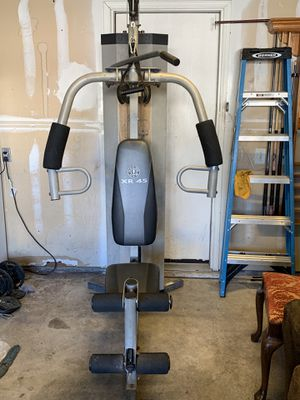 Gold's Gym Weight Machine for Sale in Wylie, TX