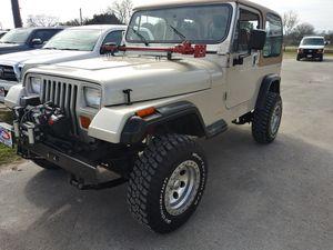 1995 Jeep wrangler for Sale in Austin, TX