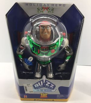 Buzz light year special edition holiday hero for Sale in Hanover, MD