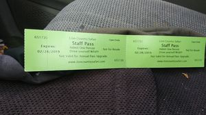 2 Lion Country Safari tickets for Sale in West Palm Beach, FL