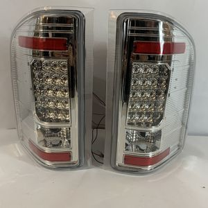 Chevy Silverado 1500/1500HD 2007-2013 LED Taillights for Sale in West Covina, CA