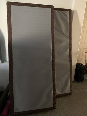 Twin bed box springs for Sale in Hemet, CA