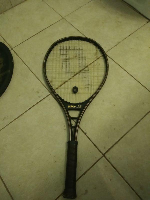 Jr. Pro Tennis Racket 110