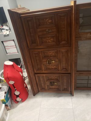 Antique Cabinet. for Sale in Philadelphia, PA