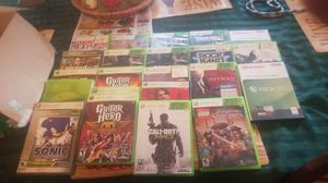 Xbox's 360 games for Sale in West Warwick, RI