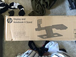 HP Display and Notebook 2 stand for Sale in Doylestown, OH