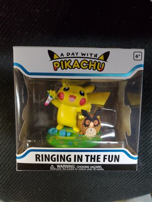 """FUNKO: A DAY WITH PIKACHU """"RINGING IN THE FUN"""" (POKEMON CENTER EXCL) for Sale in Plymouth Meeting, PA"""