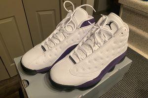Jordan Lakers 13's for Sale in Garner, NC