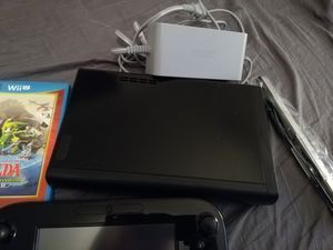 Nintendo Wii U 32GB with games included for Sale in Phoenix, AZ
