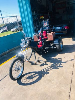 Vw trike new 1776cc for Sale in Fort Worth, TX