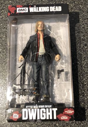 Dwight 7 inch action figure the walking dead collectible McFarlane toys for Sale in Queens, NY