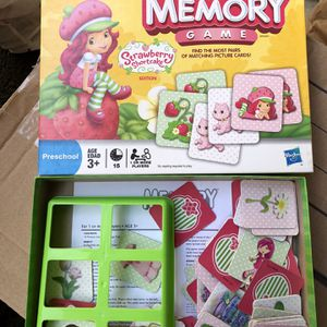 Strawberry Shortcake Memory Game for Sale in Salem, OR