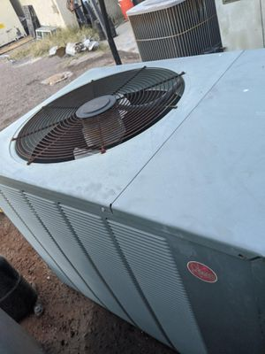 2005 Rheem 5 Ton AC Condenser Heat Pump Fully Charged with R22 refrigerant for Sale in Tempe, AZ