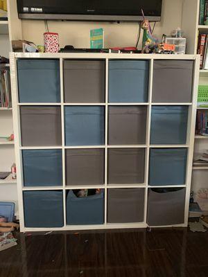 16 Cube Storage Organizer for Sale in Delray Beach, FL