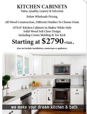 Kitchen Cabinet for Sale in Bridgeport, CT