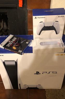 Play Station 5 for Sale in Washington,  DC