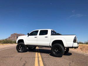 2015 Toyota Tacoma for Sale in Mesa, AZ