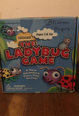 The Ladybug game for Sale in Festus, MO