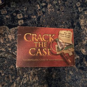 Crack the case game for Sale in Carrollton, TX